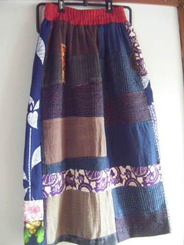 チンドンスカート